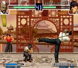 game of fighter king tai