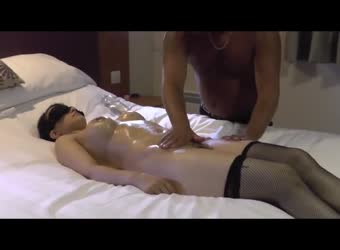 erotic massage amature clip