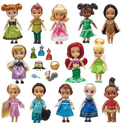 doll animators disney
