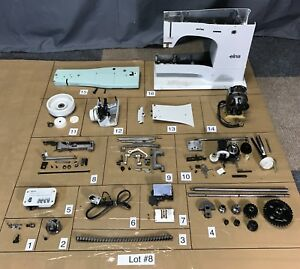parts replacement elna vintage
