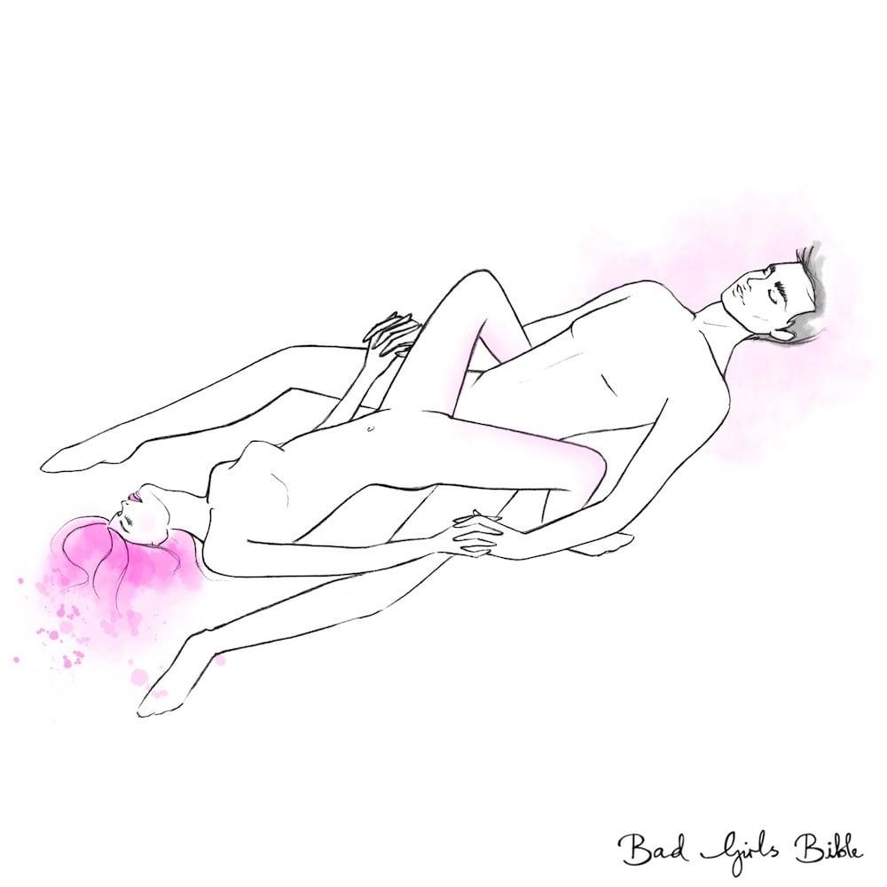 crazy ass sex positions