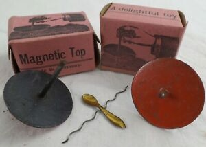 vintage magnetic top