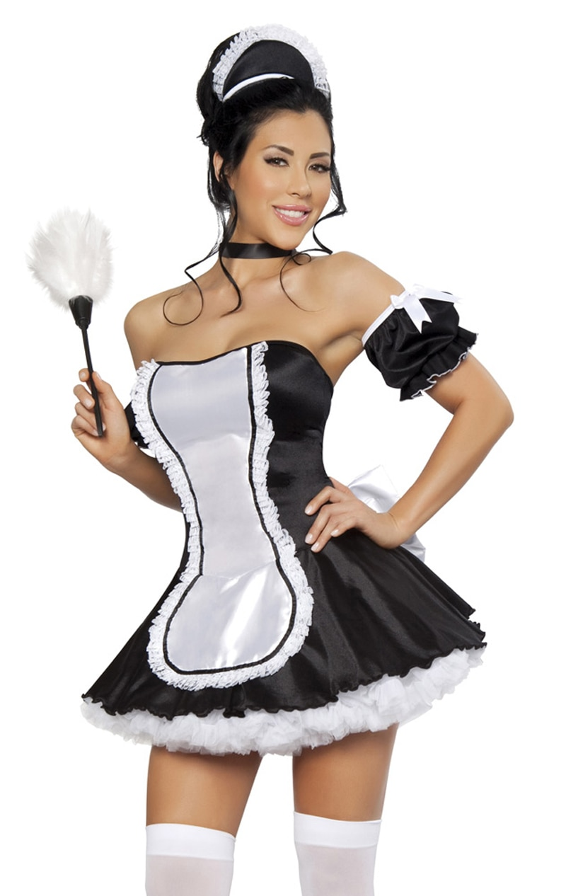 maid sexy with