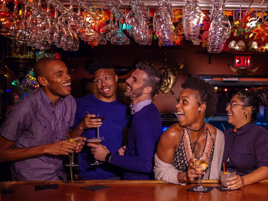 in philadelphia transexual bars