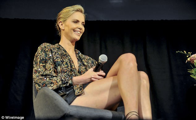 sexy theron pic charlize