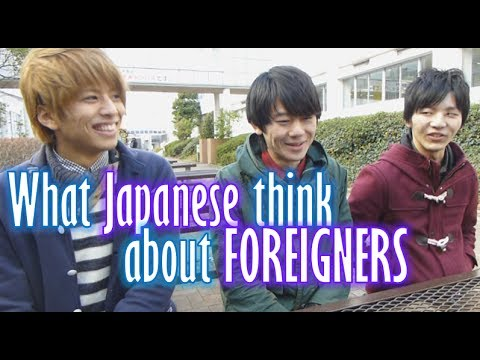 the foreigner japan