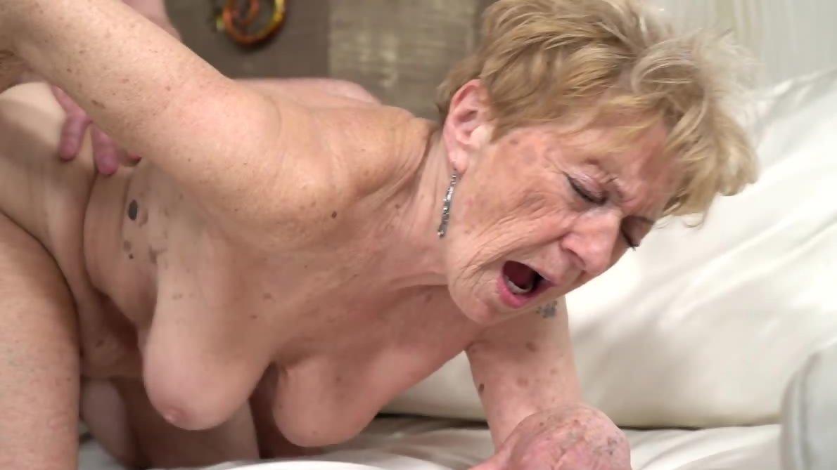 granny fucked nasty