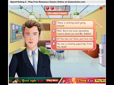 free online speed dating games