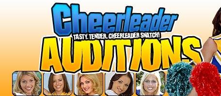 auditions fuck cheerleading