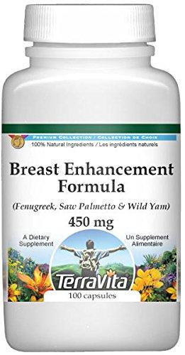 enlargement breast saw palmetto