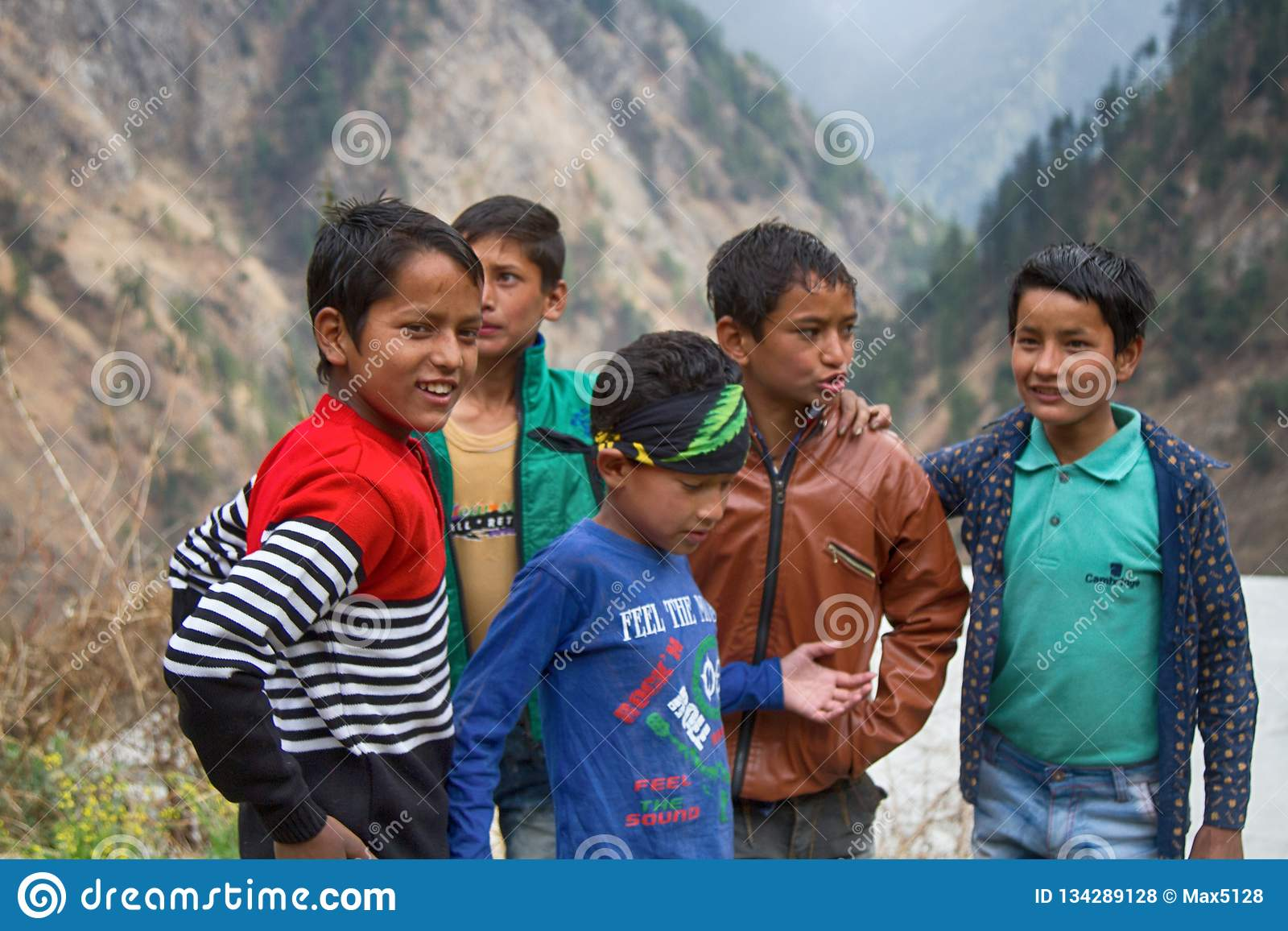 indian village group