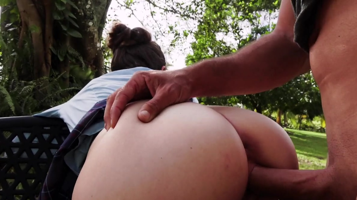 young anal ebony