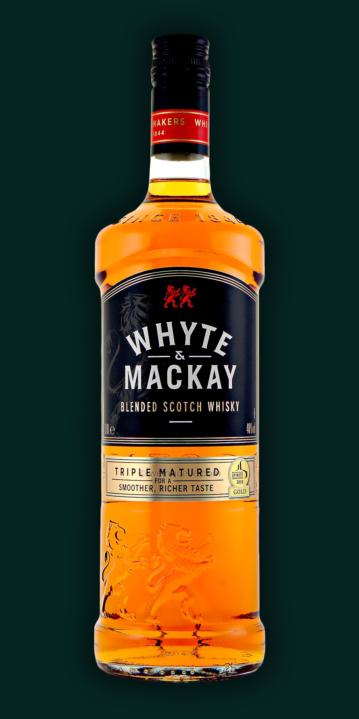 triple whyte and matured mackay