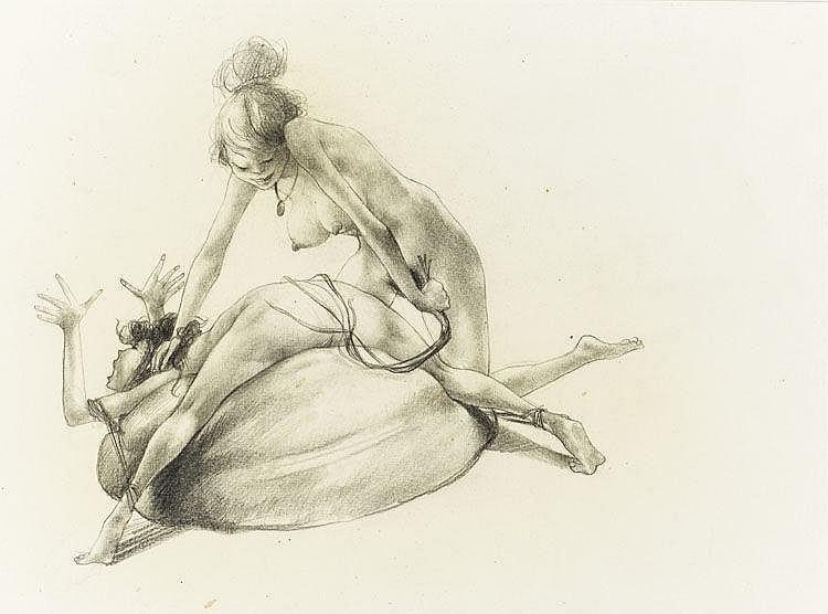 erotic drawings artwork