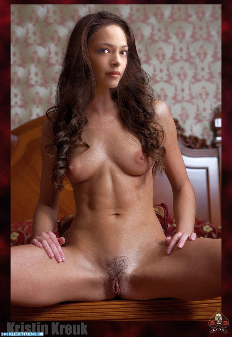of kreuk nude kristin pictures