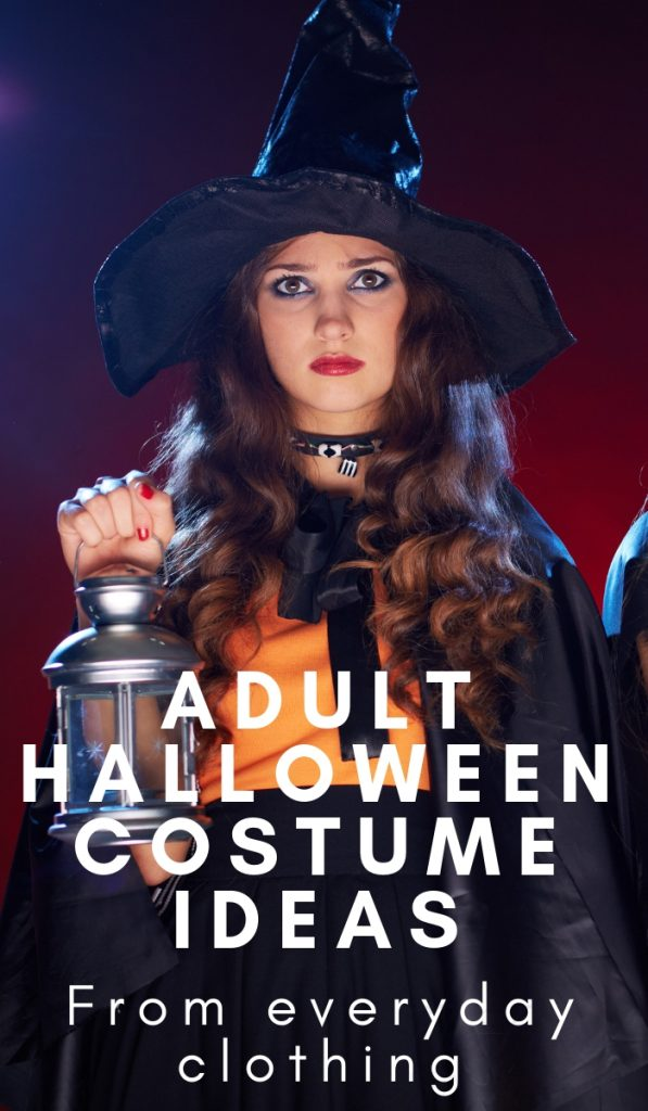 adult costumes halloween easy for