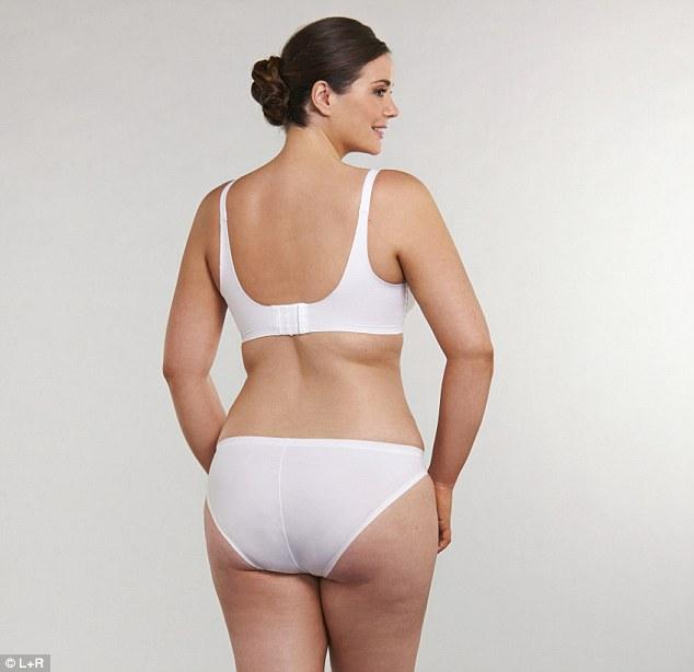 white bra bbw