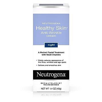 lotion facial skin healthy
