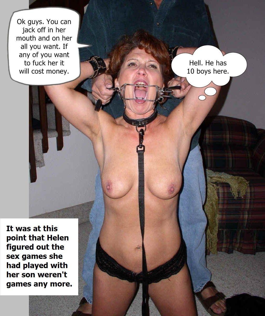 porn sex slave stories