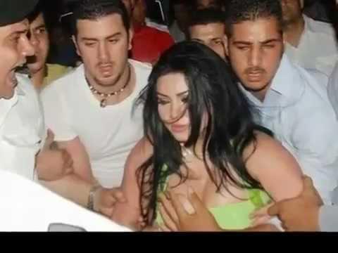 public actress press in boob