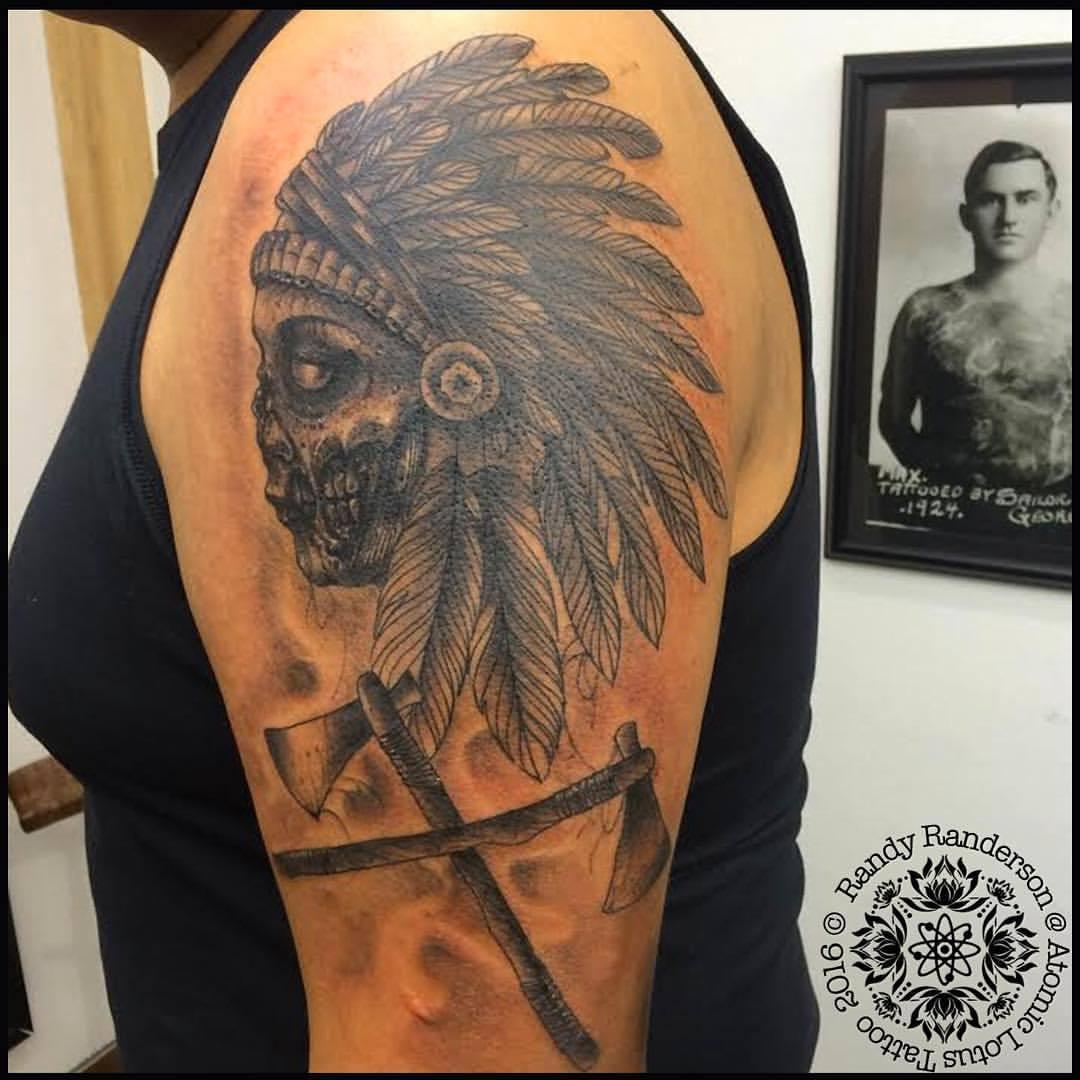 ass native american