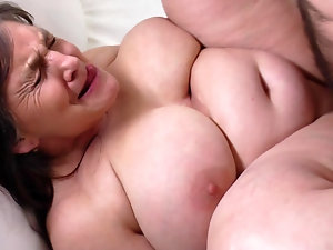old porno fat mature