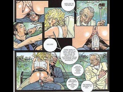 adult erotic comics