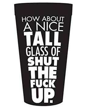 of up fuck the nice glass shut