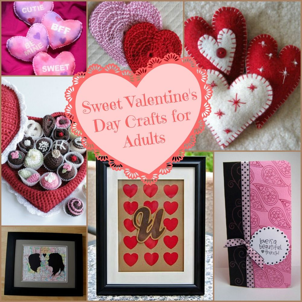 adult valentines day crafts