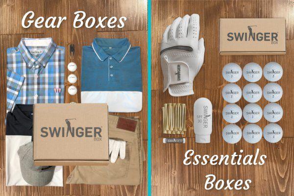 golf box swinger