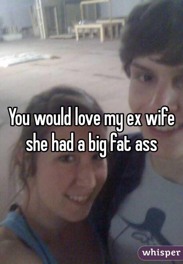 asshole has a she big