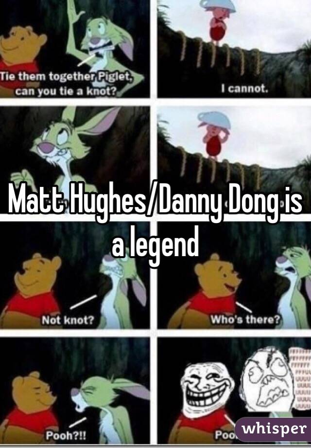 dong matt danny hughes