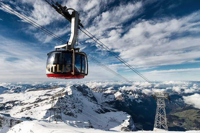 mount lucerne titlis from day tour