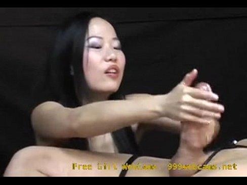 intense asian cumshots