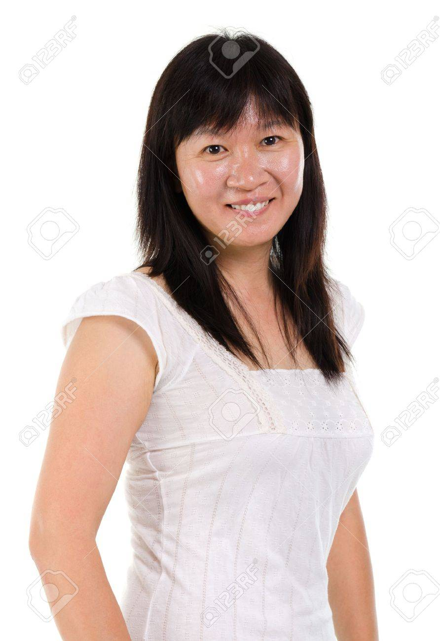woman asian mature pic