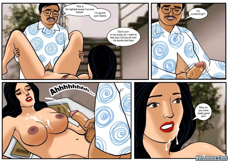 indian nude cartoon