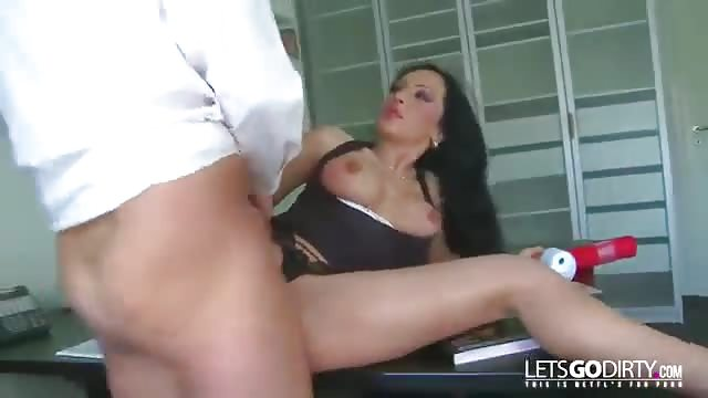 hot the at office sex