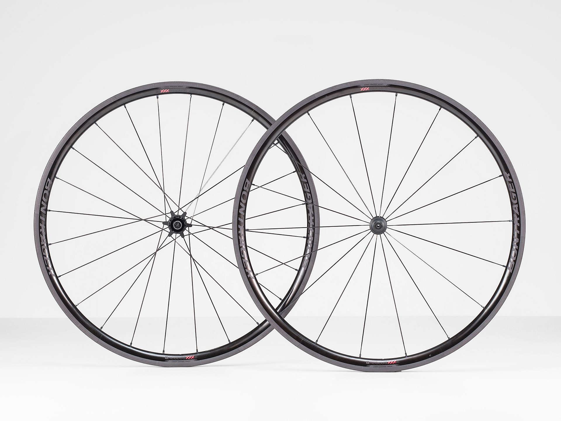 carbon brakes bontrager xxx white