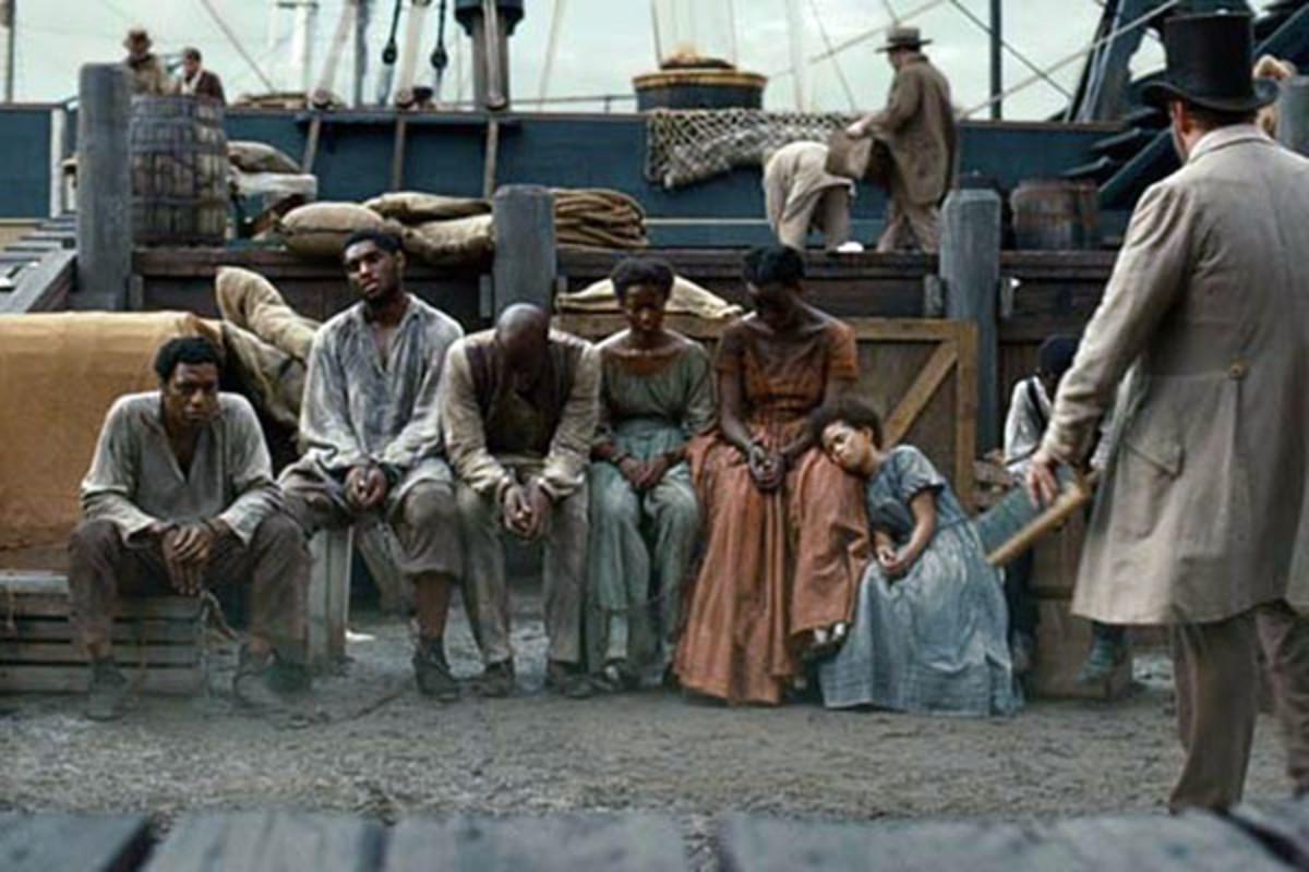 slave market the