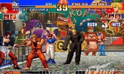 game of fighter king tai