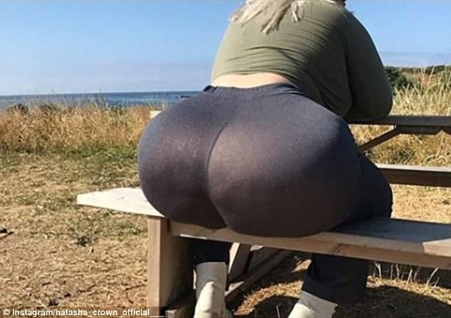 butts huge gigantic