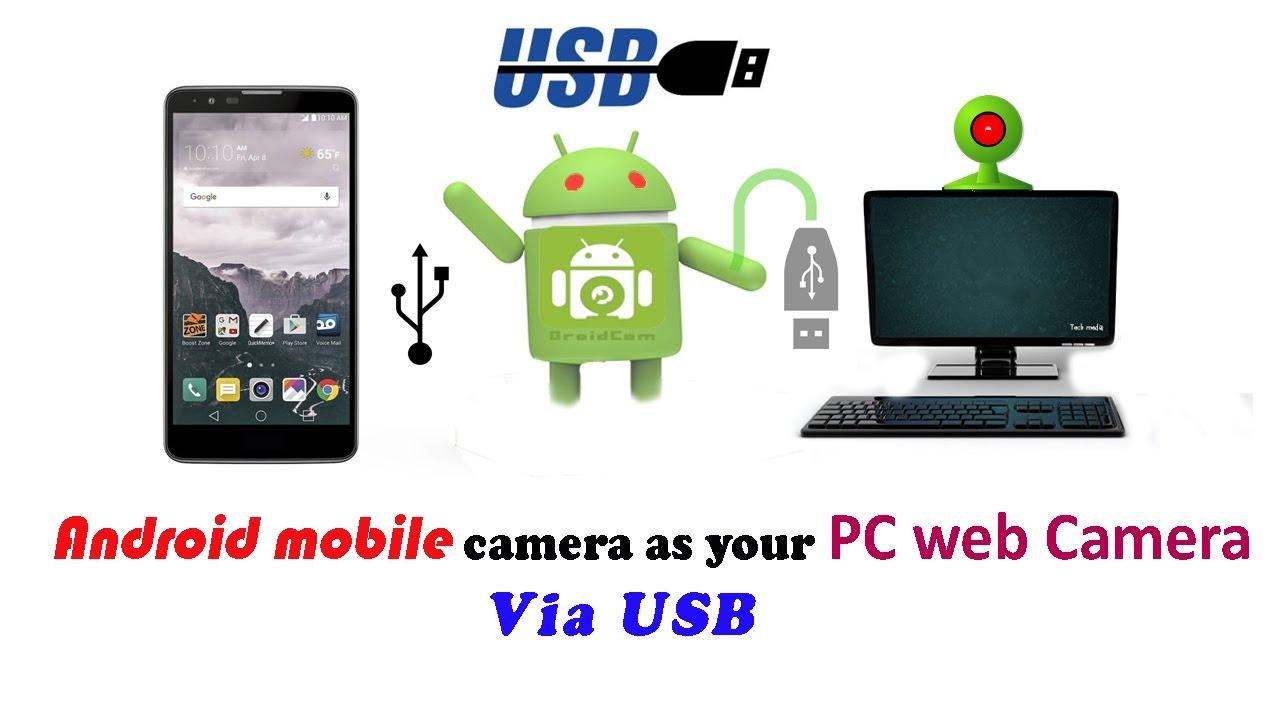 mobile webcam in