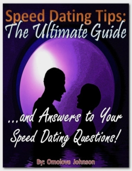 speed dating answers questions and