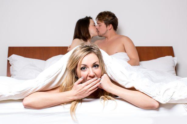 threesome porn turn my pull