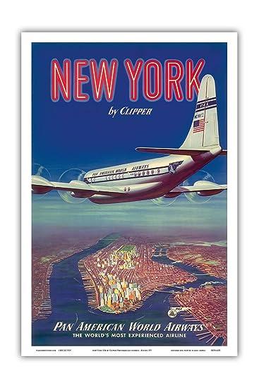 poster vintage airline