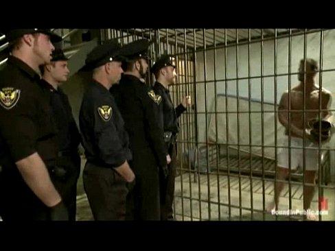 prison guard porn