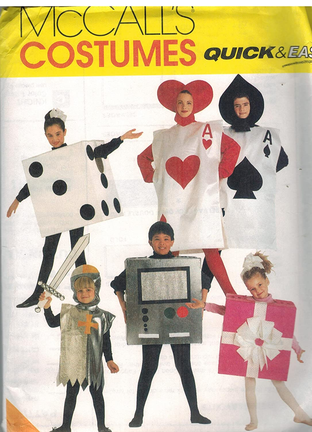 adult card costumes halloween