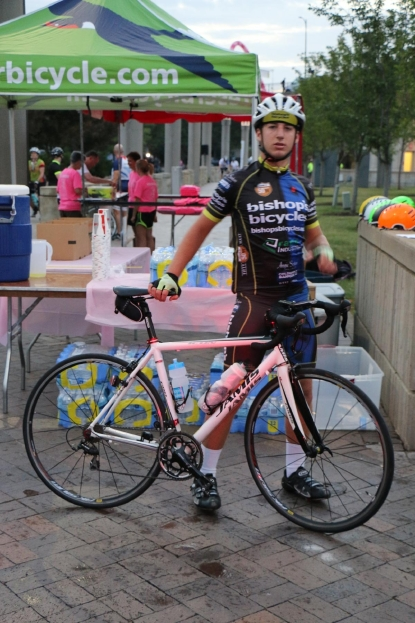 cancer cincinnati bicycle breast