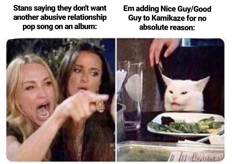 dick bitch my on