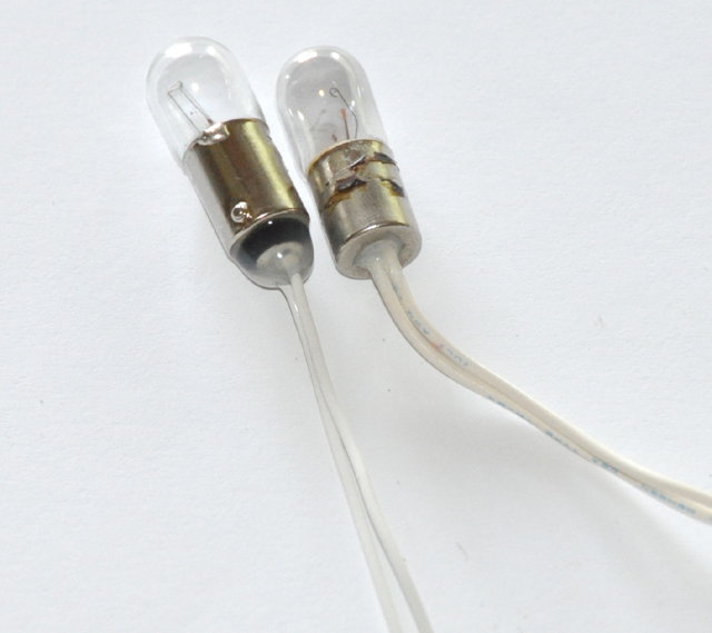tuners bulbs vintage for